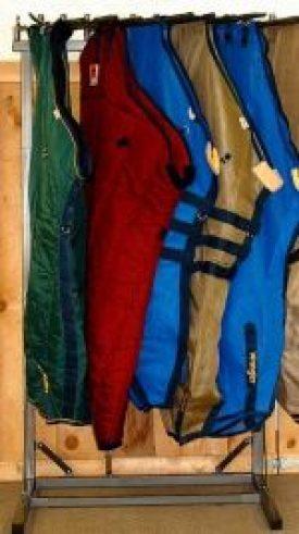 Pad Amp Blanket Racks Equiracks
